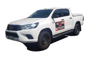 Dual Cab Ute Hire Sydney
